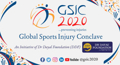 Global Sports Injury Conclave (GSIC) 2020