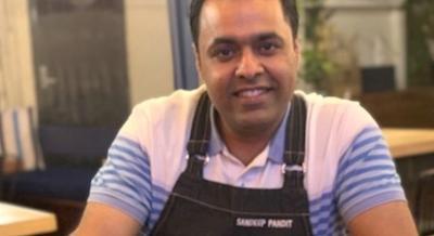 MasterChef Australia's Sandeep Pandit Cooks in Mumbai