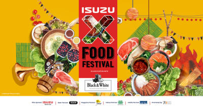 ISUZU X Food Festival