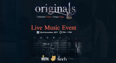 Originals | Live Music Event