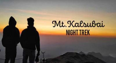 Night Trek to Mt.Kalsubai