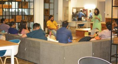 42 Public Speaking and Storytelling Workshop