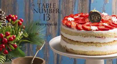 Table Number 13 - #BerrySpecial