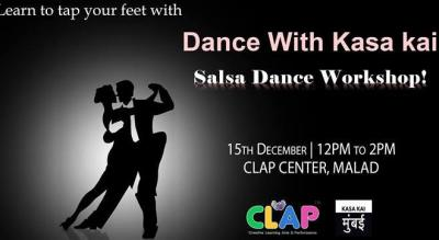 Dance with Kasa Kai - Salsa Workshop