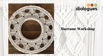 Modern Macrame workshop