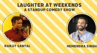 Stand-Up Comedy Night - Nukkad Cafe