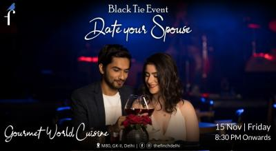 Date Your Spouse - The Finch Delhi