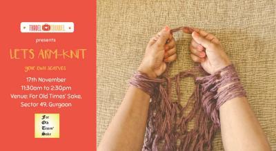 Let's Arm-Knit