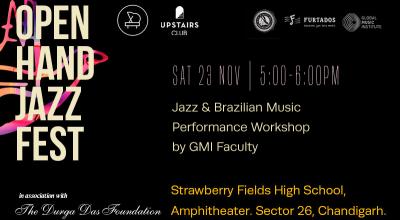 Open Hand Jazz Festival - Jazz & Brazilian Music Workshop