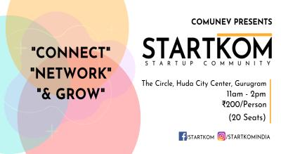 Startkom Gurugram - Startup Networking