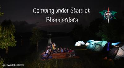 Camping under the Stars at Bhandardara Dam