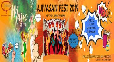 Ajivasan Fest 2019