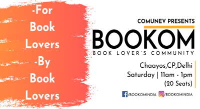 Bookom - Book Lover's Community
