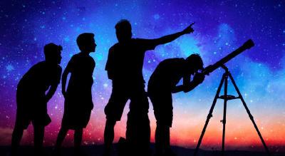 Star Gazing Night - Saphale