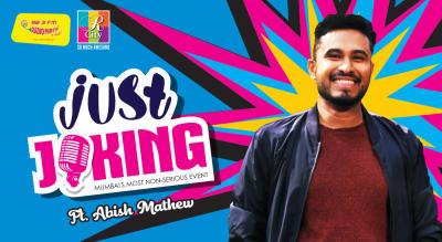 R-city Mirchi Just Joking Ft. Abish Mathew