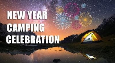 New Year Eve - Beach Camping at Alibaug