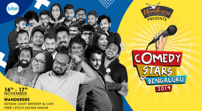 Comedy Stars of Bengaluru 2019