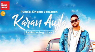 KARAN AUJLA Performing Live