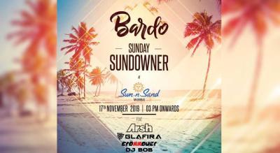 Blue Bay Breeze Presents Bardo Sunday Sundowner