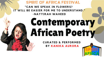 Contemorary African Poetry