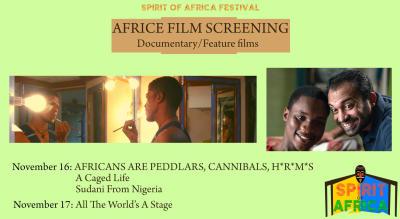 Africa Film Screening