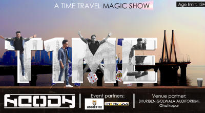 T1ME – A Time Travel Magic Show