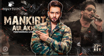 Mankirt Aulakh Performing Live