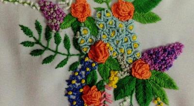 Embroidery for Beginners