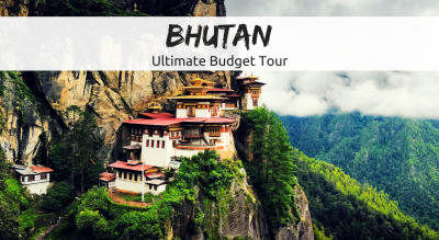 Ultimate Budget Tour to Bhutan | Plan The Unplanned