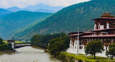 Road Trip to Bhutan - The Land of Thunderdragon