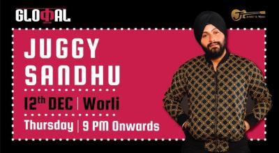 Have a Musical Thursday with Punjabi Munda, Juggy Sandhu @ Glocal Junction Worli