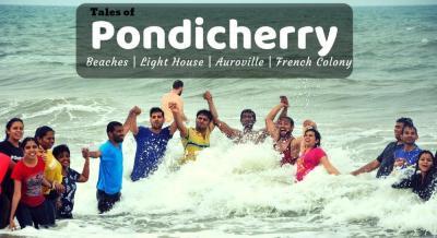 The Colors of Pondicherry - Exploratory Trip | Muddie Trails