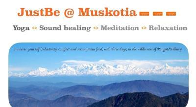 Just be at Muskotia
