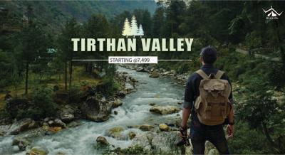Tirthan Valley - Christmas & NewYear Trip with WanderOn