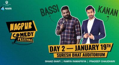 Nagpur Comedy Festival 2020 | Day 2