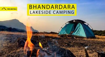 Bhandardara Lakeside Camping | Trek and Trails