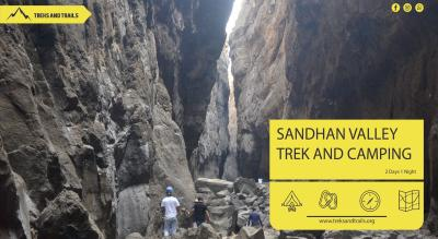 Sandhan Valley Trek and Camping | Trek and Trails