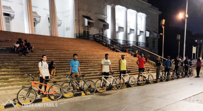 Mumbai Midnight Cycling - South Bombay Circuit
