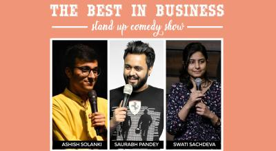 The Best in Business - A Stand Up Comedy Show