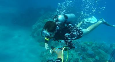 Scuba Diving at Grande Island