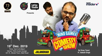 Mind Games - A Standup Comedy Show