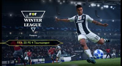 FoF - FIFA 20 - PS4 - Tournament