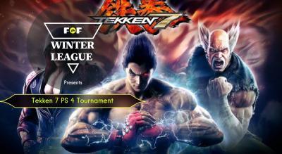 FoF - Tekken 7 - PS4 - Tournament