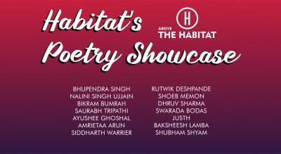Habitat's Poetry Showcase