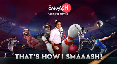 Smaaash, 6Mall, Hyderabad