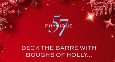 Physique 57 Christmas Market!