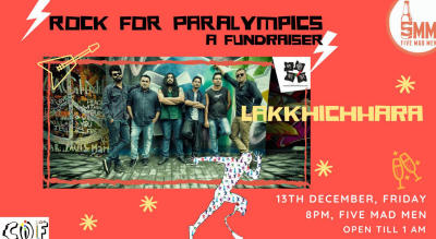 Rock for Paralympics