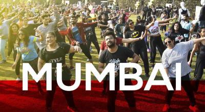 Jockey Morning Fitness Party - Mumbai