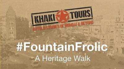 #FountainFrolic by Khaki Tours