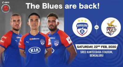 Hero Indian Super League 2019-20: Bengaluru FC vs ATK